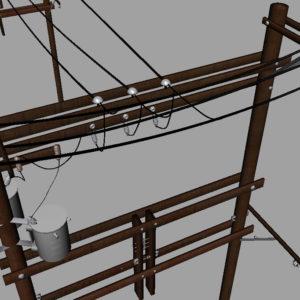 power-line-distribution-line-voltage-regulators-3d-model-22