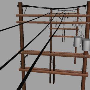 power-line-distribution-line-voltage-regulators-3d-model-24