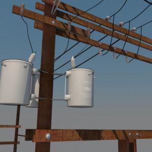 power-line-distribution-line-voltage-regulators-3d-model-4