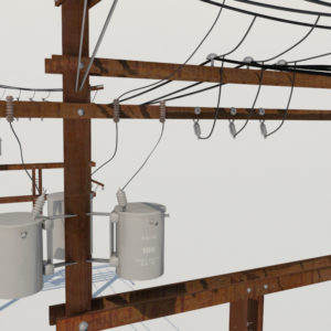 power-line-distribution-line-voltage-regulators-3d-model-8
