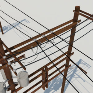 power-line-distribution-line-voltage-regulators-3d-model-9