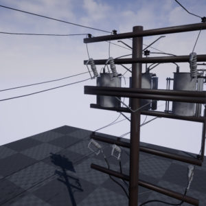 powerline-utility-pole-3d-model-7