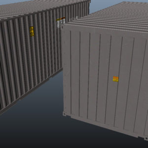 shipping-cargo-containers-gray-3d-model-11
