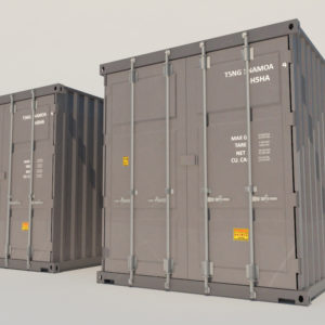 shipping-cargo-containers-gray-3d-model-3