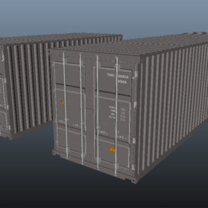 shipping-cargo-containers-gray-3d-model-7