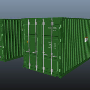 shipping-cargo-containers-green-3d-model-7