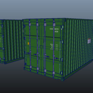 shipping-cargo-containers-green-3d-model-8