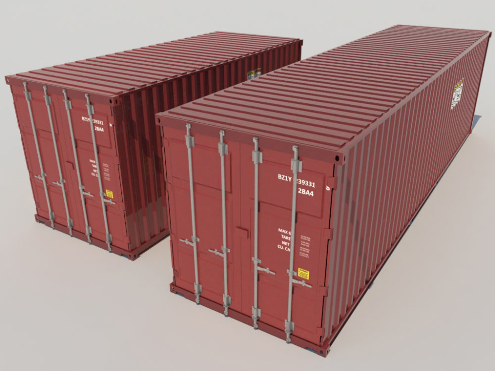 shipping-cargo-containers-red-3d-model-2