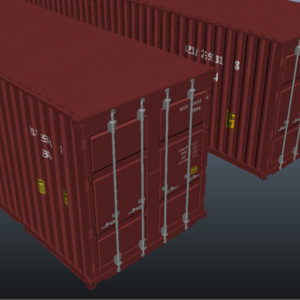 shipping-cargo-containers-red-3d-model-9
