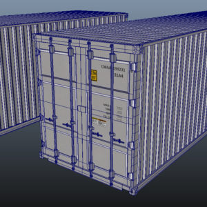 shipping-cargo-containers-white-3d-model-8