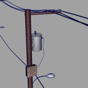 street-power-line-3d-model-12