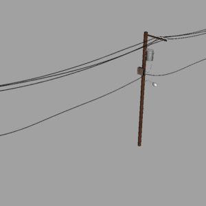 street-power-line-3d-model-13