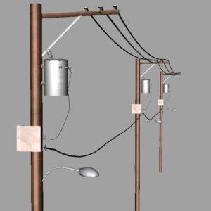 street-power-line-3d-model-15
