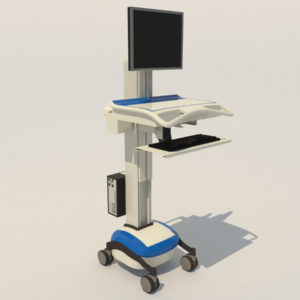 medical-mobile-computer-cart-3d-model-1
