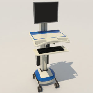 medical-mobile-computer-cart-3d-model-2