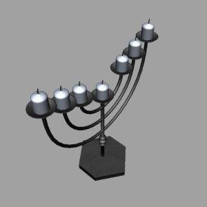 sedmiramenny-svicen-candlesticks-3d-model-8