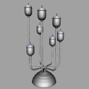 antique-candle-holder-candlesticks-3d-model-14