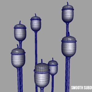 antique-candle-holder-candlesticks-3d-model-19