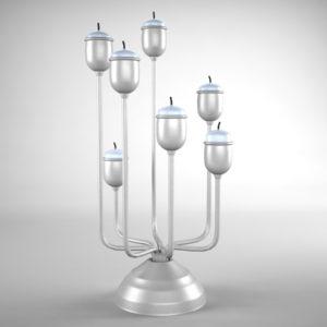 antique-candle-holder-candlesticks-3d-model-2