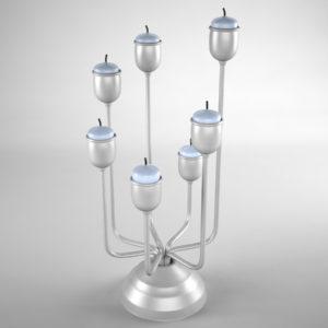 antique-candle-holder-candlesticks-3d-model-3
