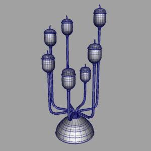 antique-candle-holder-candlesticks-3d-model-6