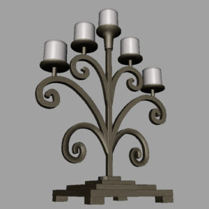 antique-candle-holder-metal-3d-model-10