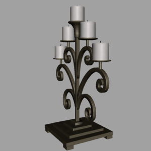 antique-candle-holder-metal-3d-model-14