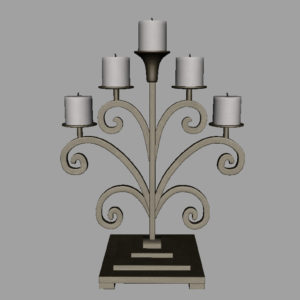 antique-candle-holder-metal-3d-model-6