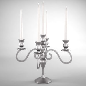 candlestick-holder-antique-silver-3d-model-2