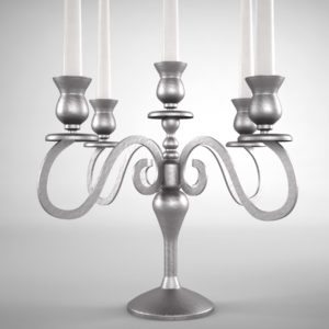 candlestick-holder-antique-silver-3d-model-4