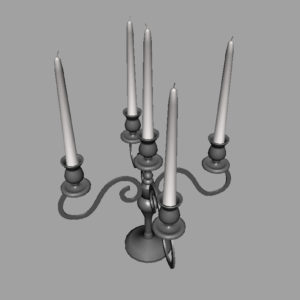 candlestick-holder-antique-silver-3d-model-8