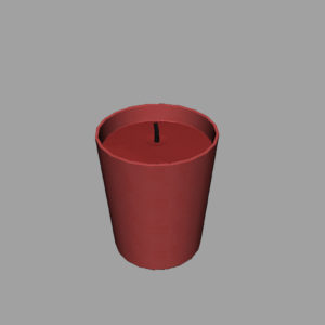 christmas-candle-3d-model-11