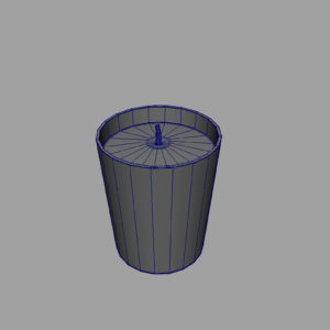 christmas-candle-3d-model-12