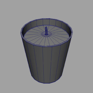 christmas-candle-3d-model-6