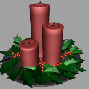 christmas-candle-holly-leaves-3d-model-14