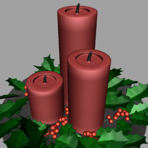 christmas-candle-holly-leaves-3d-model-16
