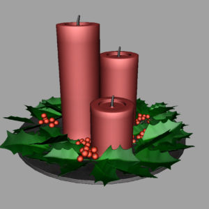 christmas-candle-holly-leaves-3d-model-6