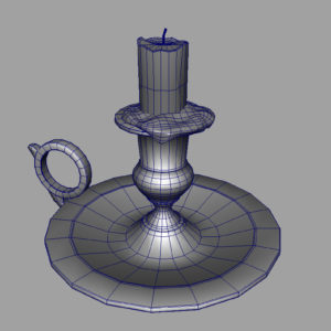 old-brass-candlestick-3d-model-10
