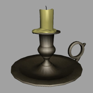 old-brass-candlestick-3d-model-15