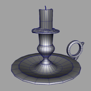old-brass-candlestick-3d-model-16