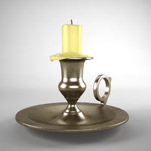 old-brass-candlestick-3d-model-2