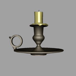 old-brass-candlestick-3d-model-7