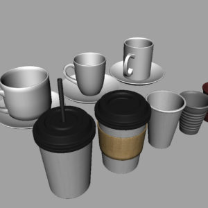 coffee-tea-cups-3d-model-bundle-5