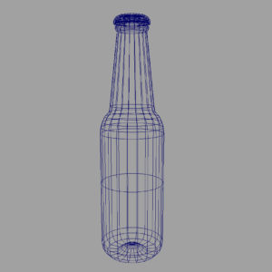 glass-bottle-green-3d-model-11