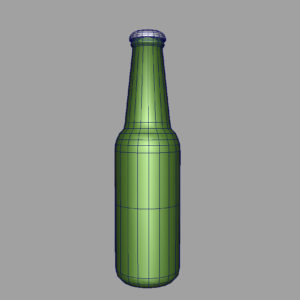 glass-bottle-green-3d-model-13