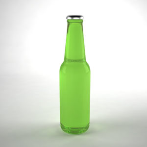 glass-bottle-green-3d-model-3
