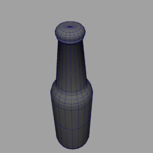 glass-bottle-green-3d-model-8