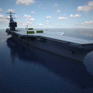 cvn-77-aircraft-carrier-uss-george-h.w-bush-3d-model-1