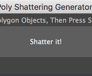 poly-shattering-generator-maya-destruction-script-tool-4