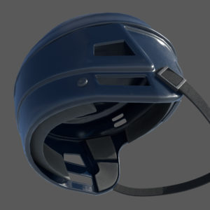 hockey-helmet-PBR-3d-model-physically-based rendering-3